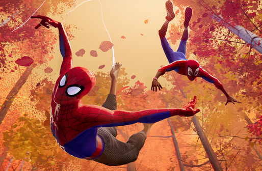 Houdinli Vorpremiere: «Spider-Man: Into The Spider-Verse»